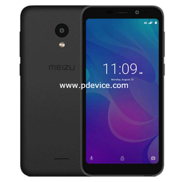 Meizu C9 Pro Smartphone Full Specification