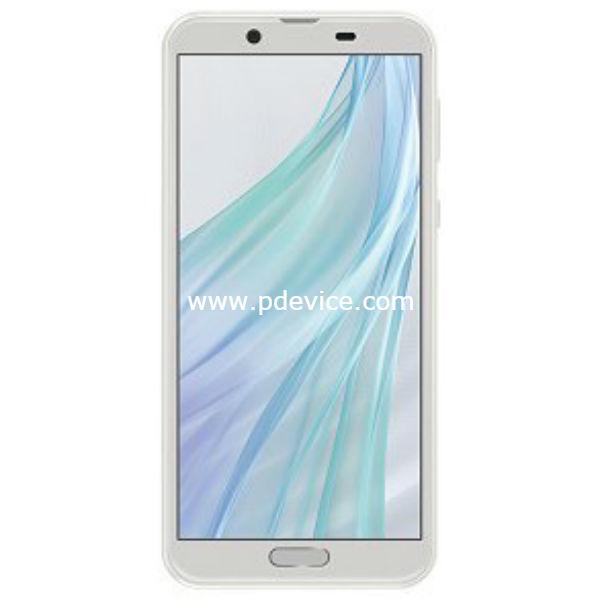 Sharp Aquos Sense 2 Smartphone Full Specification