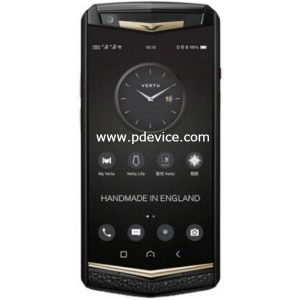 Vertu Aster P Baroque Smartphone Full Specification
