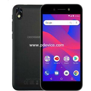 Doogee X11 Smartphone Full Specification