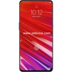 Lenovo Z5 Pro Smartphone Full Specification