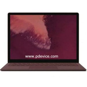 Microsoft Surface Laptop 2 Notebook Full Specification