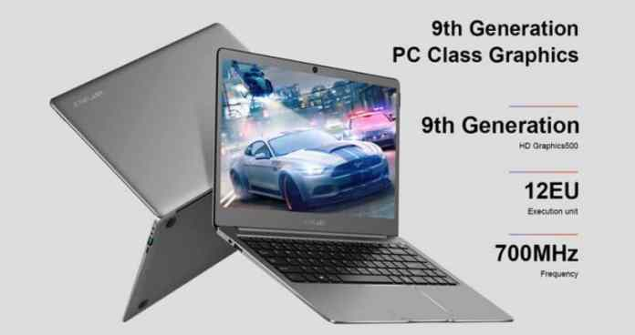 Teclast F6 Laptop 6GB RAM 128GB SSD $40 GearBest Coupon Code