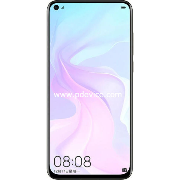 Huawei nova 4 High version Smartphone Full Specification