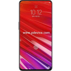 Lenovo Z5 Pro GT Smartphone Full Specification