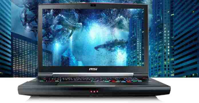 MSI GT75 8RG - 002CN Gaming Laptop Latest Promo Code $255 Gloabl Shipping