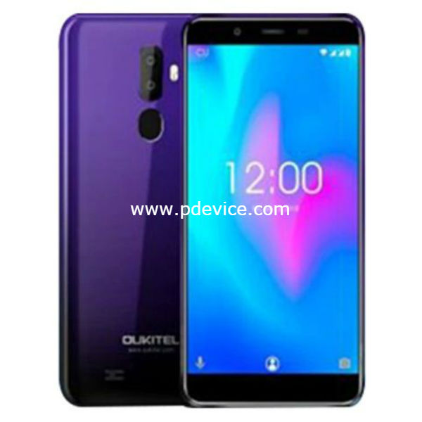 Oukitel U25 Pro Smartphone Full Specification