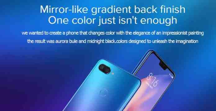 Xiaomi Mi 8 Lite 128GB $10 Promo Code From GearBest with Free Shipping