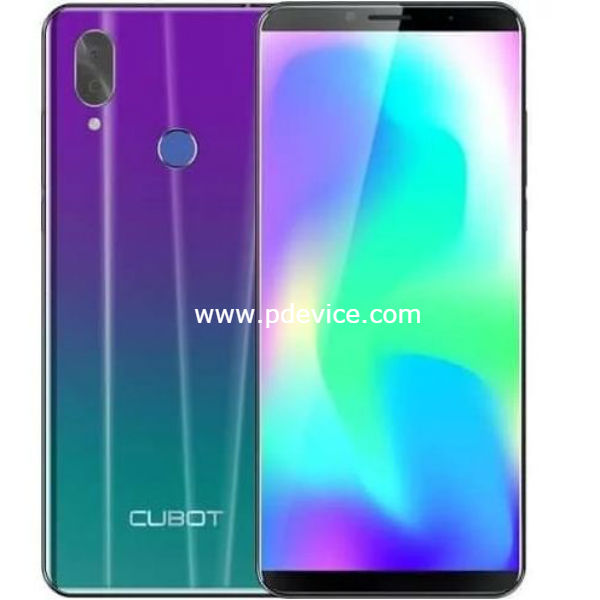 Cubot X19 Smartphone Full Specification