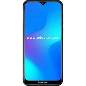 Doogee Y8 Smartphone Full Specification