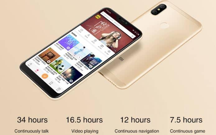 Xiaomi Mi A2 Lite $5 Promo Code Online From GearBest