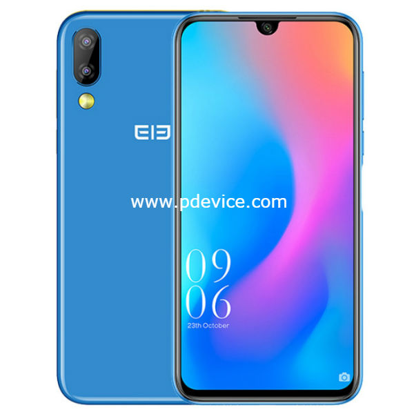 Elephone A6 Mini Smartphone Full Specification