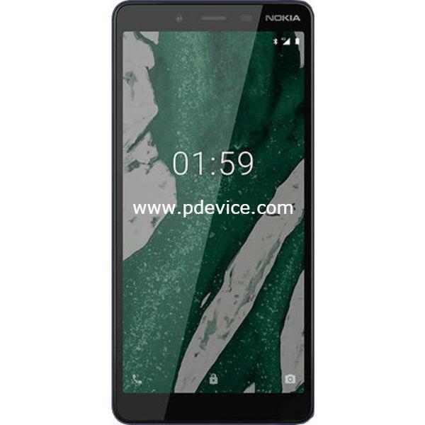 Nokia 1 Plus Smartphone Full Specification