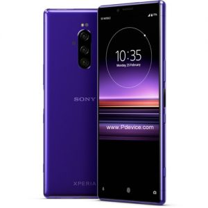 Sony Xperia 1 Smartphone Full Specification