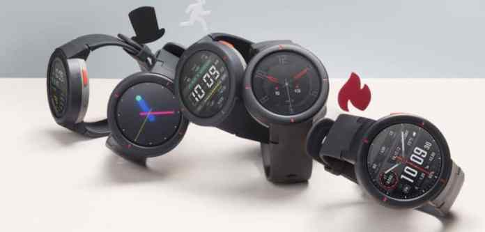 Xiaomi AMAZFIT Verge Smartwatch with $14 Promo Code including Global Shipping