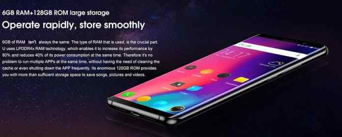 Elephone U deal Online with Free Shipping