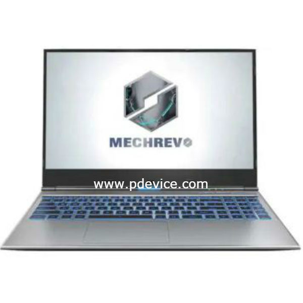 MECHREVO Z2 Air Notebook Full Specification