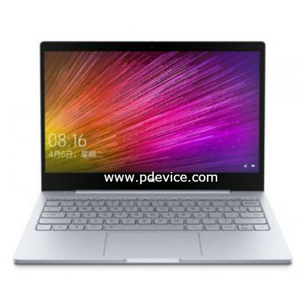 Xiaomi Mi Notebook Air 12.5 inch M3-8100Y Specification