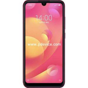 Xiaomi Redmi 7 Smartphone Full Specification
