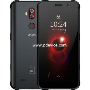 AGM X3 Turbo Smartphone Full Specification