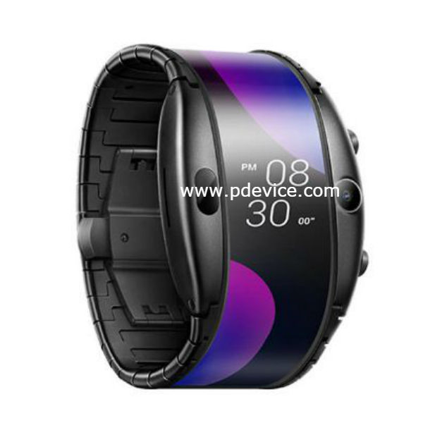 Nubia α 4G Smartwatch Full Specification