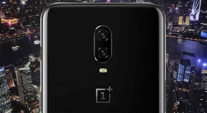 OnePlus 6T 8GB, 128GB Including $2 Gearbest promo code with Global Shipping