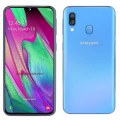 Samsung Galaxy A40 Smartphone Full Specification