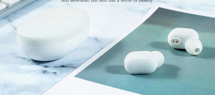 Xiaomi AirDots with $23 GearVita Coupon Code, Global Shipping Available