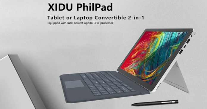 $50 Promo Code for XIDU PhilPad Ultra Notebook, Global Shipping Online Aliexpress Coupon