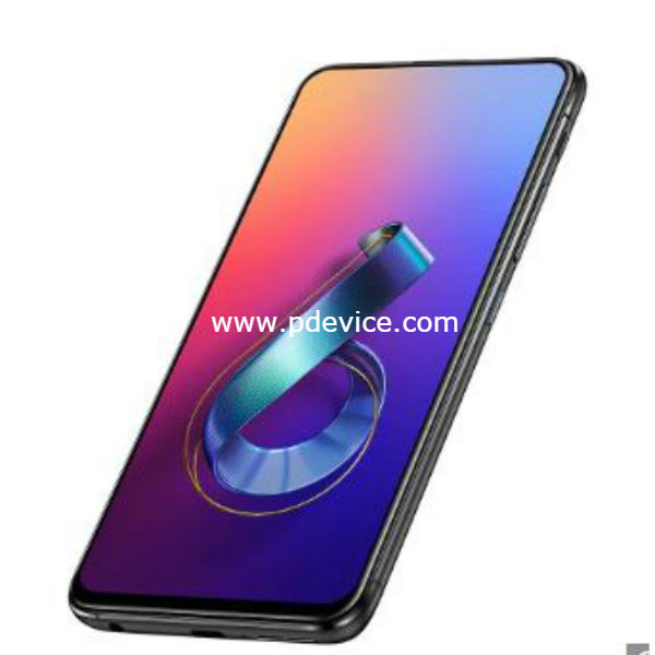 ASUS Zenfone 6 Smartphone Full Specification