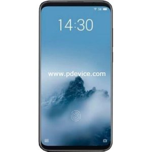 Meizu 16Xs Smartphone Full Specification