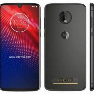 Motorola Moto Z4 Force Smartphone Full Specification