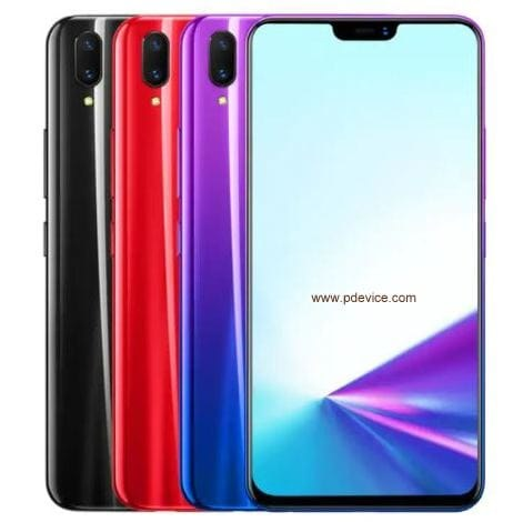 Vivo Z3x Smartphone Full Specification