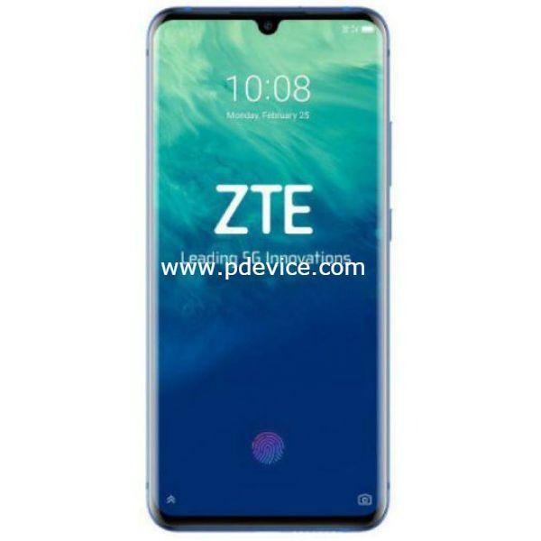 ZTE Axon 10 Pro Smartphone Full Specification