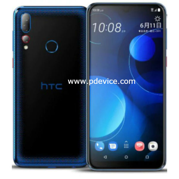 HTC Desire 19+ Smartphone Full Specification