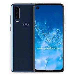 Motorola One Action Smartphone Full Specification
