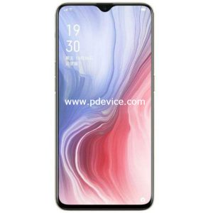 Oppo Reno Z SD710 Smartphone Full Specification