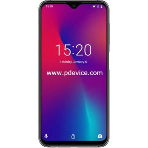 UMiDIGI X Smartphone Full Specification