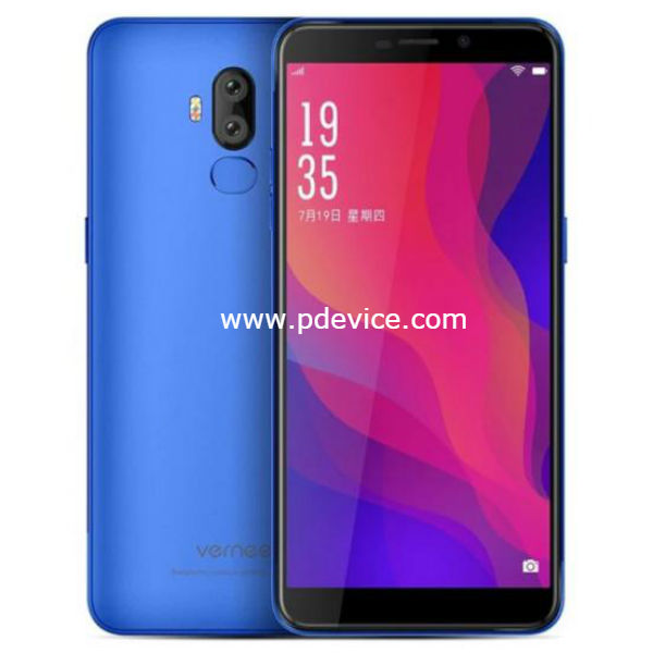Vernee X2 Smartphone Full Specification