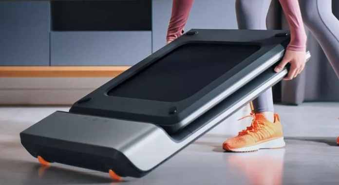 Xiaomi Mijia Smart Folding Walking Pad with $180 Promo Code from Banggood