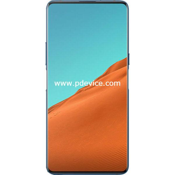 ZTE nubia X 5G Smartphone Full Specification