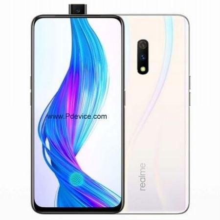 Realme X India Smartphone Full Specification