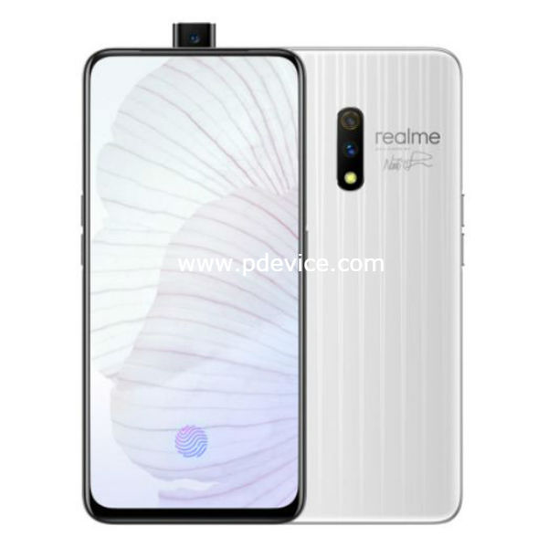 Realme X Special Edition Smartphone Full Specification