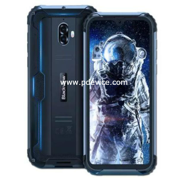 Blackview BV5900 Smartphone Full Specification