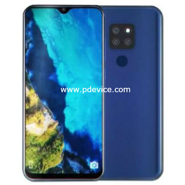 Cubot P30 Smartphone Full Specification