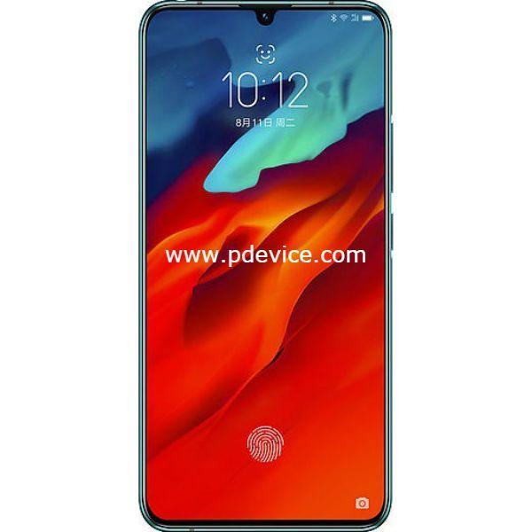 Lenovo ZP Smartphone Full Specification
