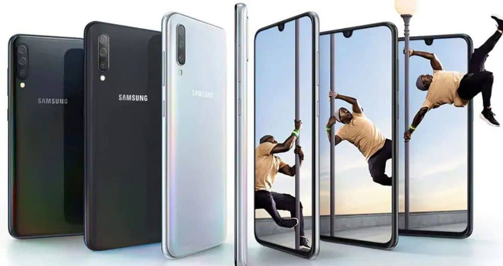 Samsung Galaxy A70 Coupon Code from Gearbest