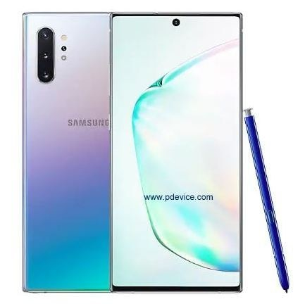 Samsung Galaxy Note10 Plus Smartphone Full Specification