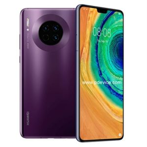 Huawei Mate 30 5G Smartphone Full Specification