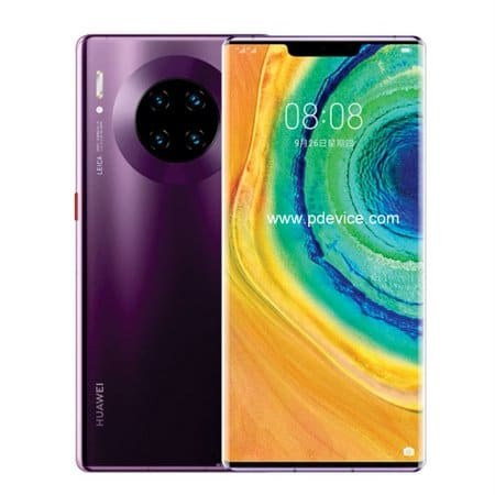 Huawei Mate 30 Pro 5G Smartphone Full Specification